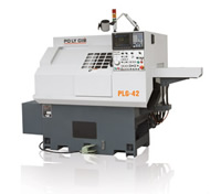 CNC Lathe - Gang Type