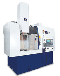 Heavy Duty Vertical Lathe - Turning Centre